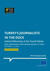 Turkey; Journalists; FreeTurkeyJournalists