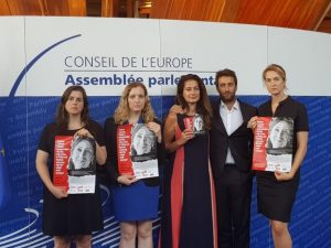 Daphne Caruana Galizia; Council of Europe; PACE