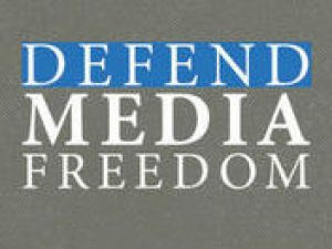 Global Media Freedom Conference; London; Press Freedom