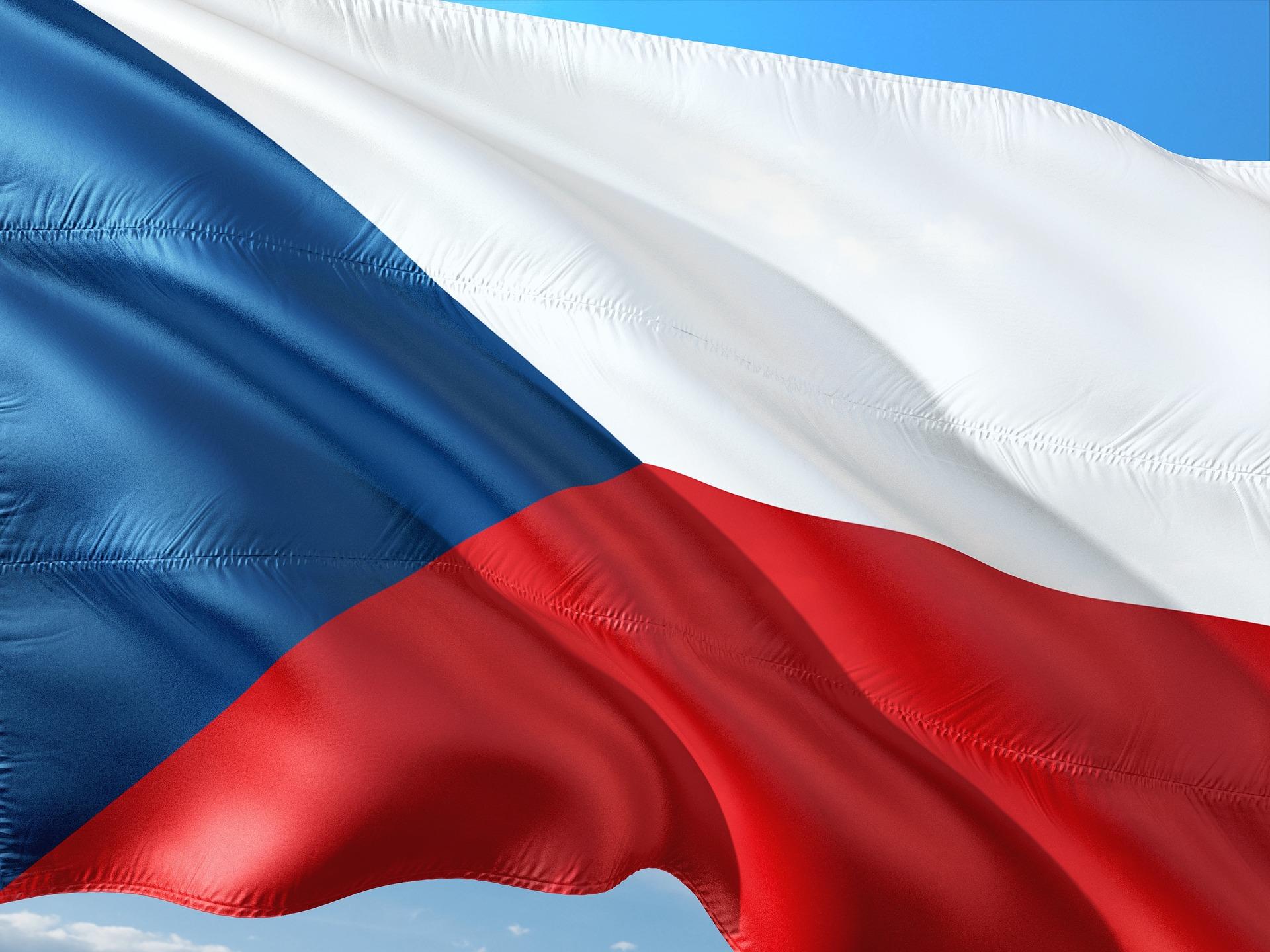 Czech Republic Flag; Ceska; Prag; Joint Statement