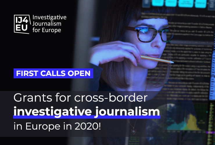 First calls for IJ4EU open