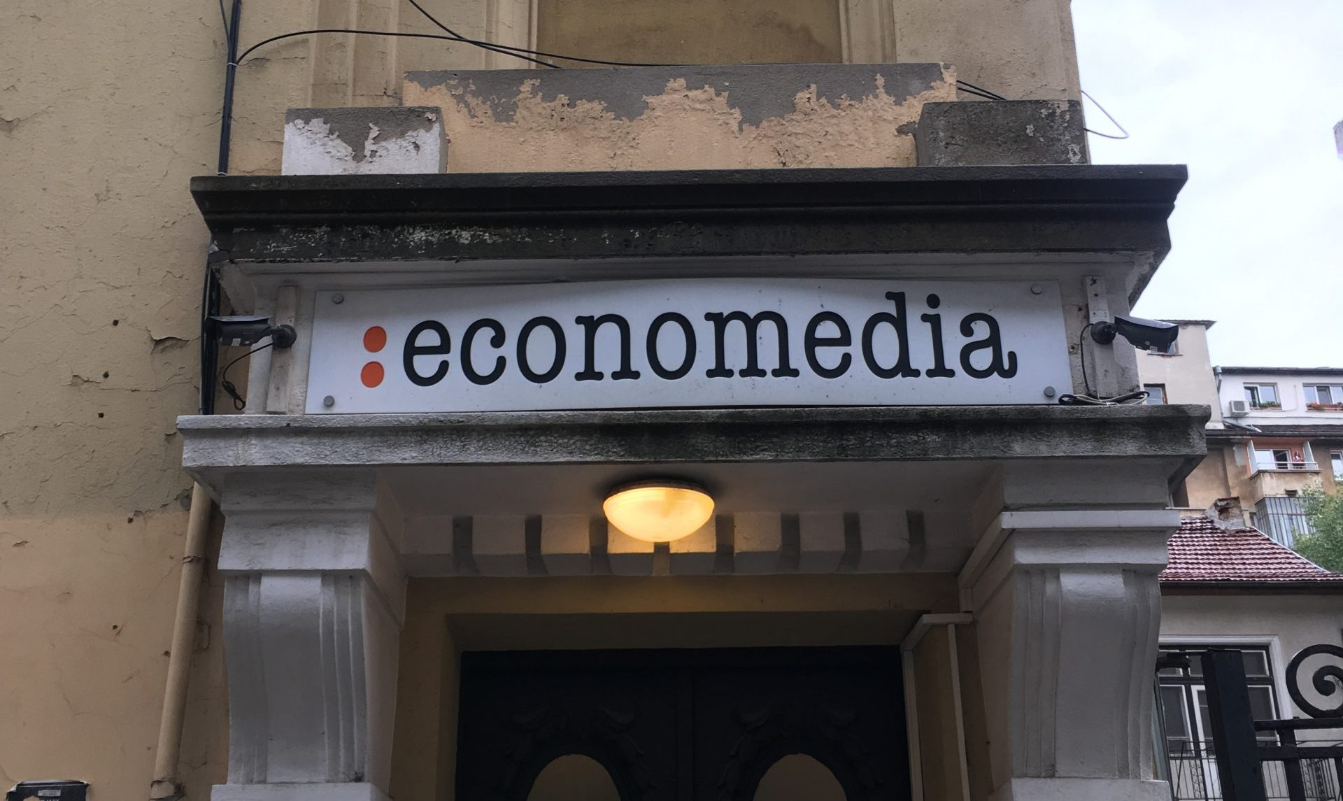 Economedia, Sofia. Photo ECPMF