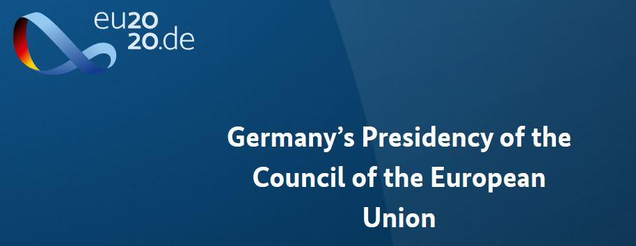 eu 2020 de germany presidency council eu