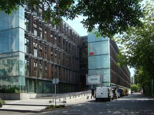 Gazeta Wyborcza building