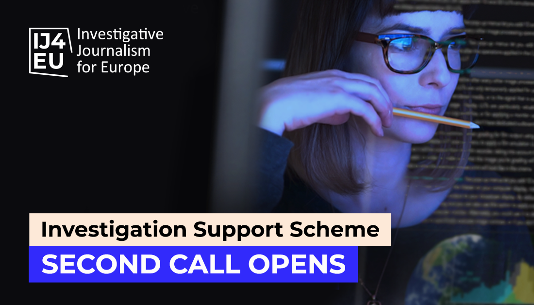 IJ4EU launches the second call of its Investigation Support Scheme