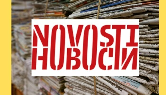 Novosti magazine outlet
