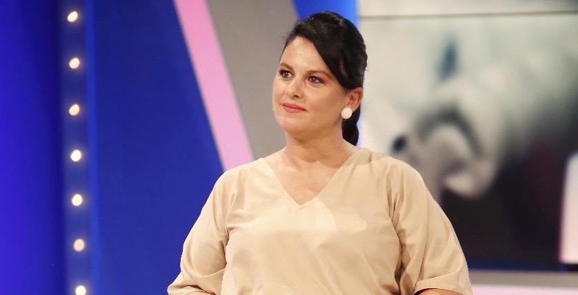 Albanian Journalist Juljana Ristani