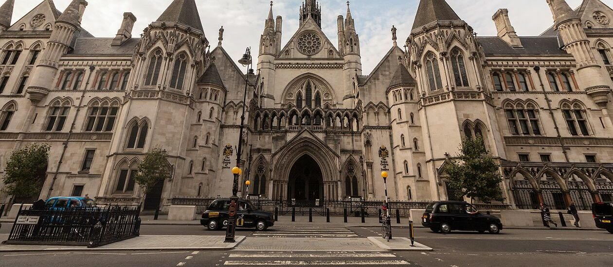 Royal & High Court of Justice. Photo: Wikipedia.