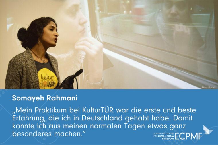 Somayeh Rahmani