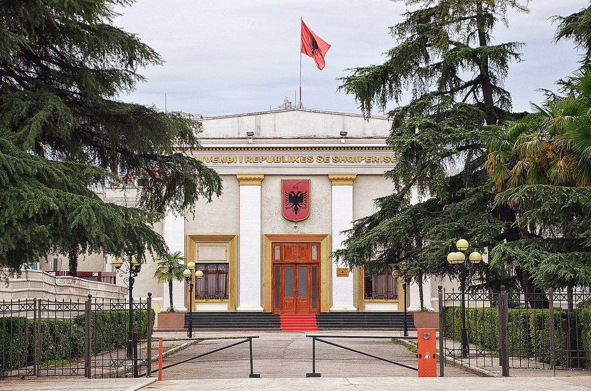 Tirana, Albania – National Assembly