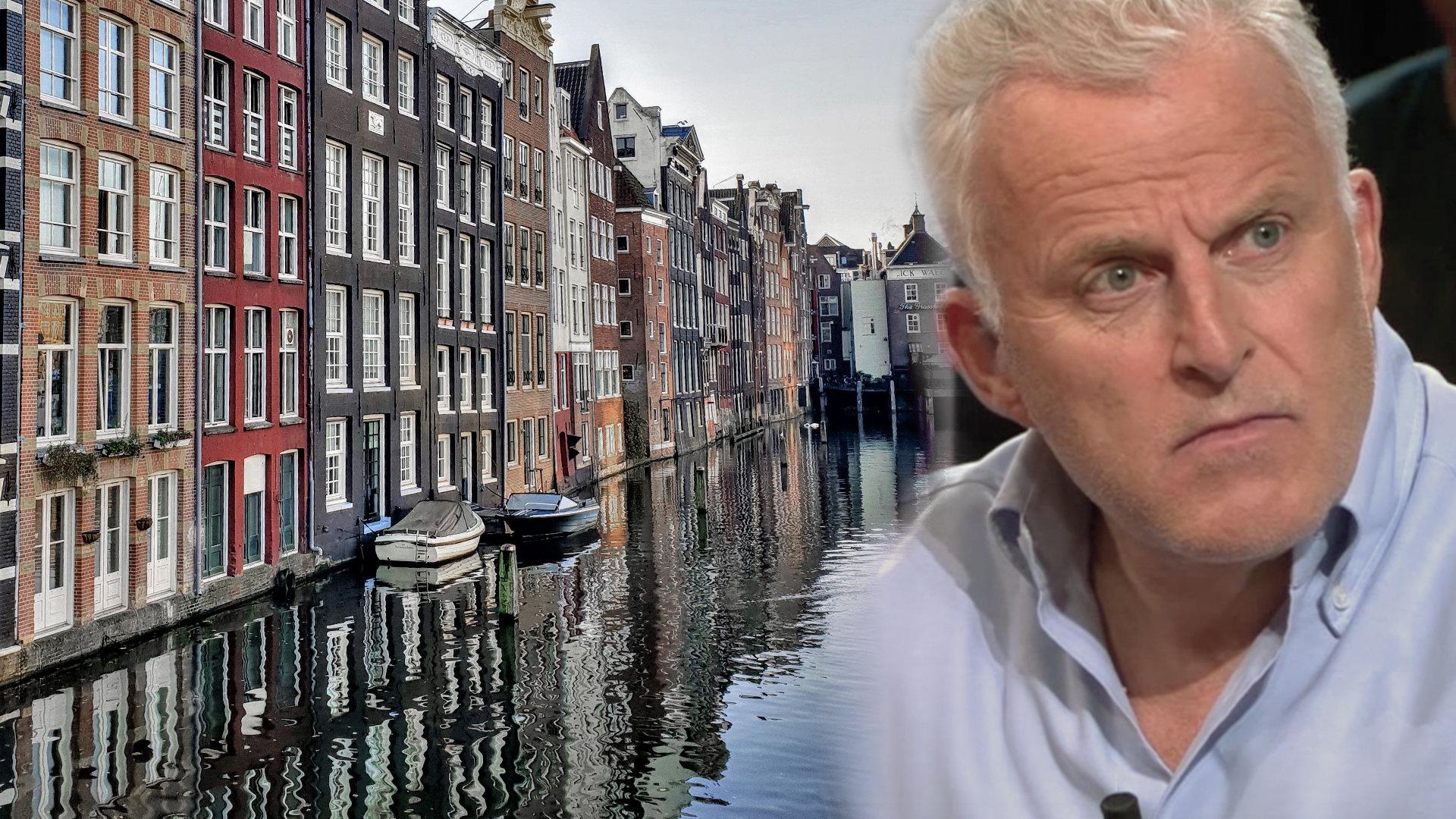 Peter R de Vries (composition + photo: DWDD)
