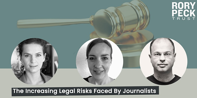 The increasing Legal Risks Faced By Journalists
