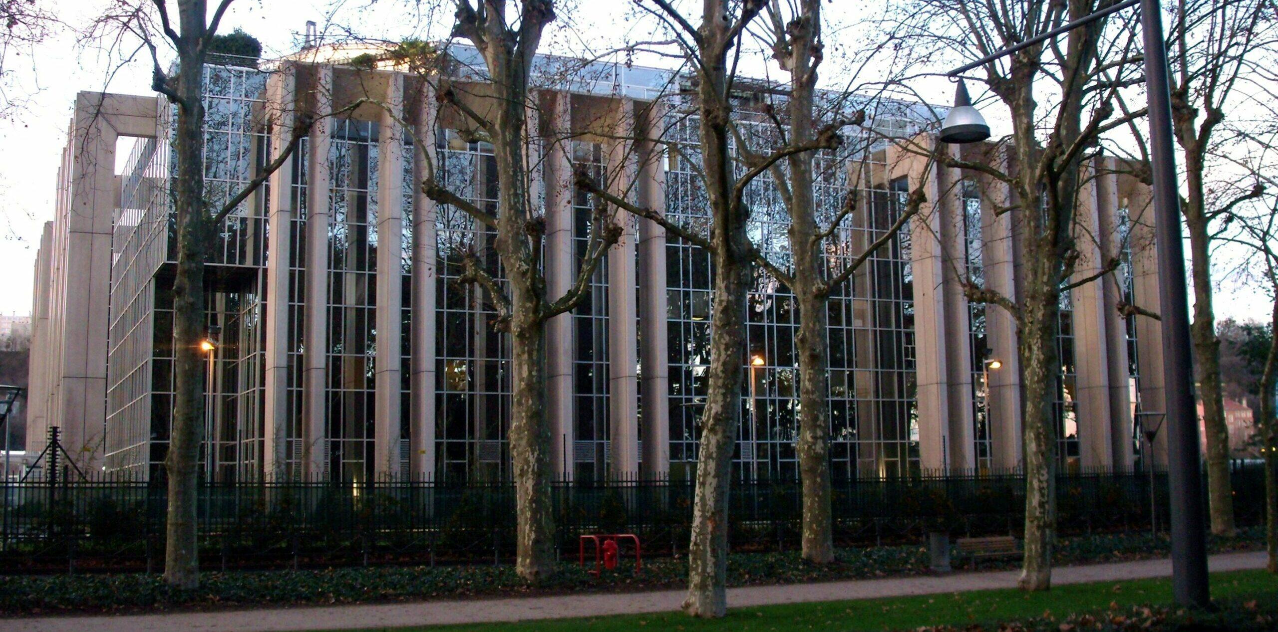 Interpol HQ in Lyon